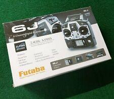 Futaba 6J Computerized 2.4ghz FHSS SFHSS Transmitter / R2006GS Receiver FUTK6000