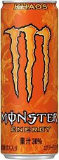 Japan Asahi Soft Drinks Monster Energy Chaos 355ml bottles From japan Y/N 2021
