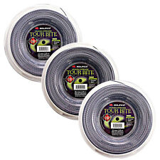 Solinco Tour Bite Diamond Rough Tennis String 200m Reel