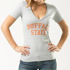 Buffalo State College NCAA Game Day W Republic Womens Tee T-Shirt