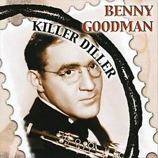 Benny Goodman-Killer Diller DOUBLE CD New/Sealed