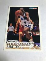 Anfernee Hardaway Rookie Card Fleer '93-94 Orlando Magic NBA Hard_8s_Magic