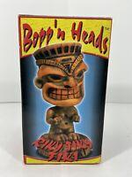 Bopp'n Heads Riky Tiky Tiki Bobblehead 2001 Rare HTF Original Box Free Shipping
