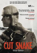 Cut Snake (DVD) Sullivan Stapleton/Sexy Jessica De Gouw BRAND NEW SEALED