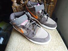 Nike NXT Dunk Low 344608-281 Denim Orange/Brown Suede Men Size 12 Athletic Shoes