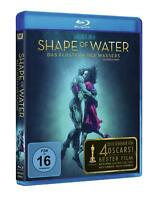 Shape of Water: Das Flüstern des Wassers [Blu-ray/NEU/OVP] Guillermo del Toro