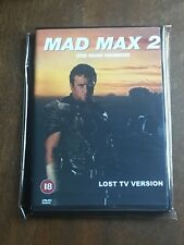 Mad Max 2 : The Road Warrior (1981) – Lost TV Version – DVD