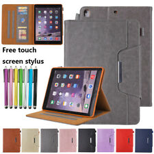 """For iPad 9.7"""" Air Air 2 Pro 2016 Pure Smart Magnetic Leather Stand Case Cover"""