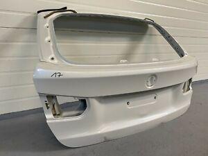BMW 3er F31 Touring Portellone Posteriore Cofano Del Bagagliaio Bianco Familiare