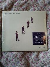 Mumford & Sons - Delta (NEW & SEALED Deluxe Edition CD 2018)