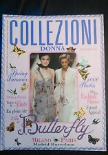 Collezioni Donna Magazine ~ #43 spring / summer  1994~ Fashion Design