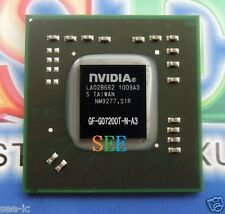 Brand New NVIDIA GF-GO7200T-N-A3 Notebook VGA Graphic BGA Chipset GO7200-N-A3