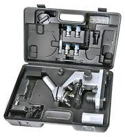 BRESSER Junior - Mikroskop-Set 40x-1024x mit PC Kamera