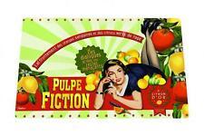 1 Tischset Pulpe Fiction Retro vintage abwaschbarer Kunststoff, 43x28 cm Natives