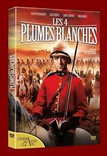 DVD LES 4 PLUMES BLANCHES EDITION REMASTERISEE  NEUF DIRECT EDITEUR