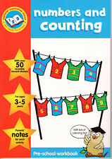 Numbers and Counting Pre-School Workbook