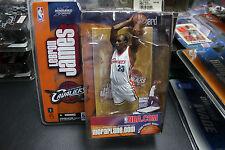 MCFARLANE Sportspicks Series 5 LeBron James Cleveland Cavaliers White Jersey JSH
