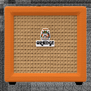 Orange Crush Mini Guitar Amplifier Combo - New !