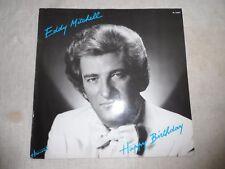 VINYLE 33 TRS  ♪♪   EDDY MITCHELL   -   HAPPY BIRTHDAY
