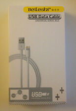 Apple Sync Cargador Cable De Datos Usb iphone6 6plus Iphone5 5s Ipad Mini Ipad4 ios8