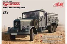 ICM 35405 1/35 WWII German Army Truck Typ LG3000