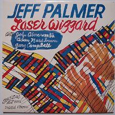 JEFF PALMER: Laser Wizzard JOHN ABERCROMBIE vinyl lp NM- STATIRAS obscure JAZZ