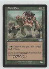 2001 Magic: The Gathering - Planeshift Booster Pack Base #77 Alpha Kavu Card 1i3