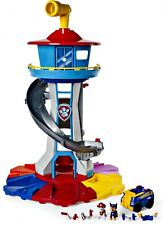 Kids My Size Lookout Tower with Exclusive Vehicle, Rotating Periscope, Lights