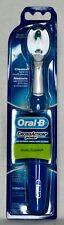 Oral-B CrossAction Power Dual Clean Toothbrush, BLUE, MEDIUM Bristles, B1010 New
