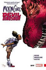 Moon Girl and Devil Dinosaur Vol. 1 BFF, Amy Reeder, Brandon Montclare, Natacha