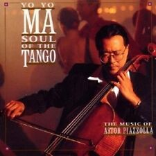 """YO-YO MA """"SOUL OF THE TANGO"""" CD NEU"""