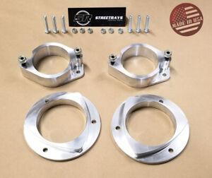 """[SR] 1.5"""" Billet Lift Kit Spacers for 10-15 Subaru Legacy & Outback & FRS / BRZ"""