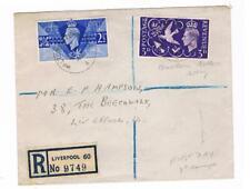 1946 - GB Victory - FDC