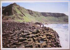Irish Postcard GRAND & Aird Snout GIANTS CAUSEWAY Northern Ireland Alan Johnston