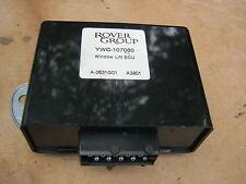 LAND ROVER FREELANDER WINDOW LIFT ECU YWC107080