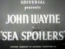 THE SEA SPOILERS (DVD) - 1936 - John Wayne, Nan Grey