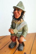 Heico Original Nodder Gnome Figure Figurine Wanderer West Germany Novelty Dude
