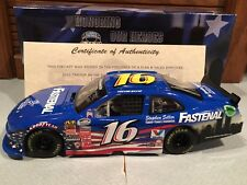 2011 Action Trevor Bayne #16 911 Honoring Our Heroes 1/24 Autographed