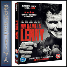 MY NAME IS LENNY -  Josh Helman  *** BRAND NEW DVD***