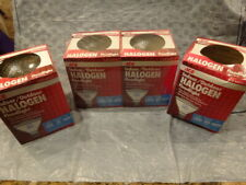 Ace Halogen Indoor/Outdoor Floodlight FOUR Lamps  Never Used