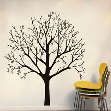 Plant Tree Removable Wall Stickers Art Vinyl Decals Sofa Living Room Mural Decor