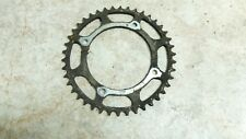 84 Yamaha XT600 XT 600 rear back drive sprocket
