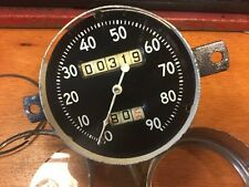 OLD 32 1932 FORD SPEEDO PREWAR VINTAGE RACE CAR HOT RAT ROD SCTA VINTAGE DASH
