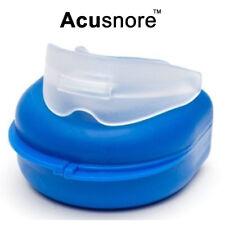 NHS Snore Stopper dispositivo de protección Bucal Anti Ronquido Apnea Del Sueño ayuda detener