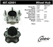 Wheel Bearing and Hub Assembly fits 2013-2019 Nissan Sentra  CENTRIC PARTS