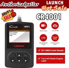 Launch Creader CR4001 Code Reader EOBD OBD2 Diagnostic Scanner Tool Check Engine