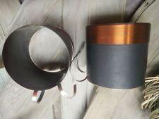 1pcs 76.2mm Flat aluminum wire voice coil 8ohm for JBL123A L7 L90 Ti5000 LE120H