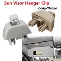 Sun Visor Clip Holder Fix Bracket For Vw Passat B7 Polo Skoda Seat 6RD857561