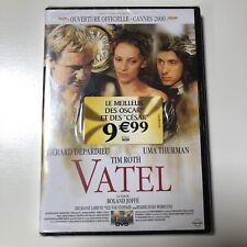 VATEL FILM DE ROLAND JOFFE GERARD DEPARDIEU DVD Uma Thurman