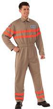 Kevin Ghostbuster Deluxe Adult Jumpsuit Mens Halloween Costume Rubies
